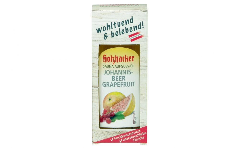 sauna aufguss l johannisbeer grapefruit 75ml riviera sterreichische naturprodukte in. Black Bedroom Furniture Sets. Home Design Ideas